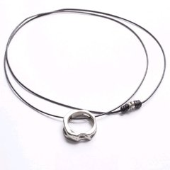 "Colgante/choker ""One for all"""