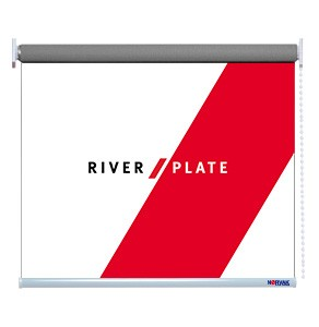 Cortinas Roller Black Out de River Plate - comprar online