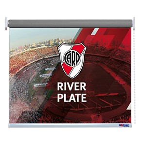 Cortinas Roller Black Out de River Plate en internet