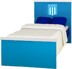 Cama de Racing Club