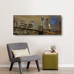 "Panorámico ""New York Night"" - comprar online"