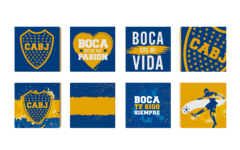 Cuadros Decorativos Boca Juniors en internet