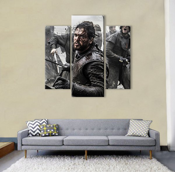 Tripticos Irregulares Game of Thrones - comprar online