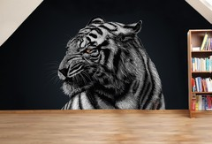 Gigantografía Animal - Tigre