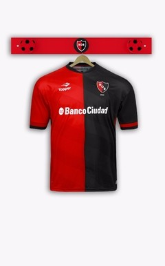 Perchero Newell´s Old Boys