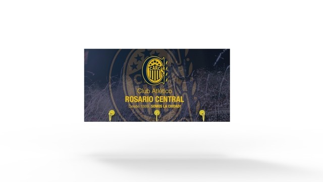 Portallaves Rosario Central