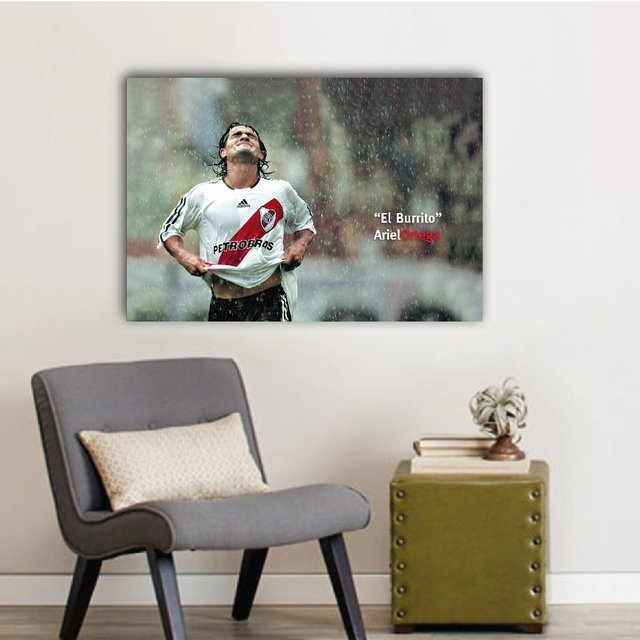 Cuadros Rectangulares River Plate