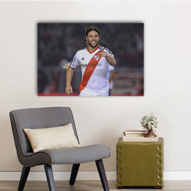 Cuadros Rectangulares River Plate - comprar online
