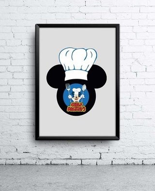 Poster Mickey Cheff