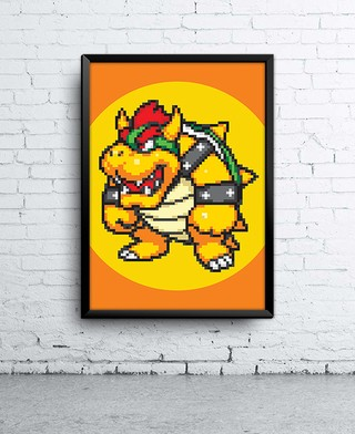 Poster Bowser