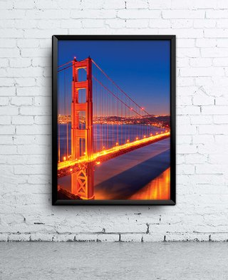 Poster Ponte Golden Gate