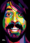 Poster Dave Grohl - loja online