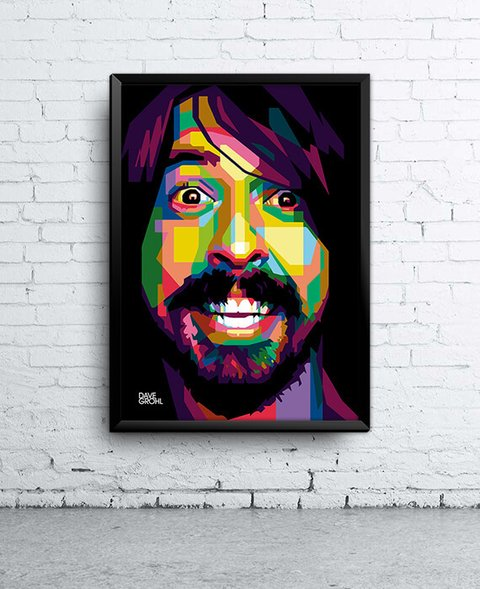 Poster Dave Grohl