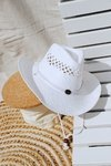 Hat Calm White