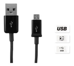 Cable USB a Micro USB 2mts SOUL