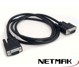 Cable VGA 10Mts. Netmak