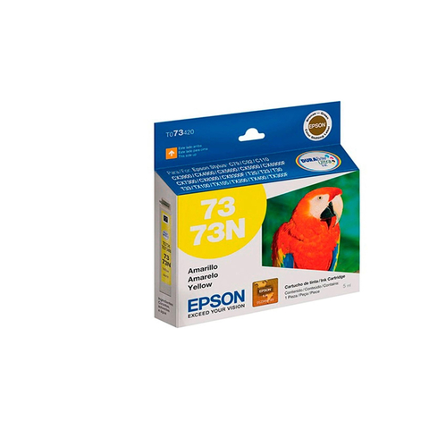 Cartucho EPSON 73 YELLOW ORIGINAL