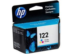 Cartucho HP 122 Tricolor Original