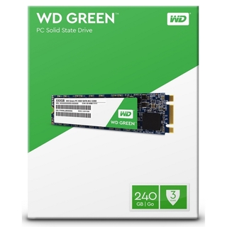 Disco Solido SSD 240GB Western Digital