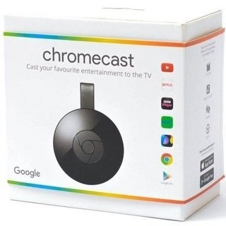 Dongle WIFI HDMI - CHROMECAST 3 1080p