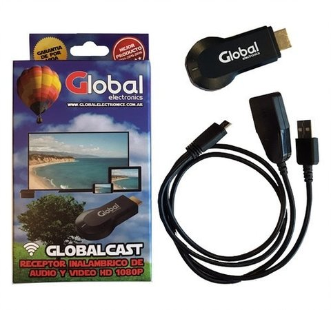 Dongle WIFI-HDMI - GLOBAL