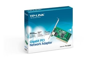 Placa Red 1 Gigabit TP-Link TG-3269