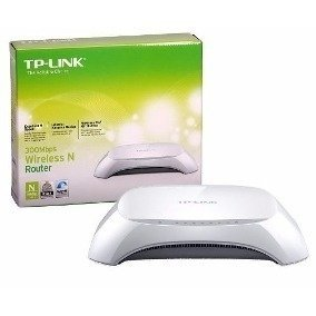 Router WI-FI TP-LINK 300N TL-WR840N 2 ant internas
