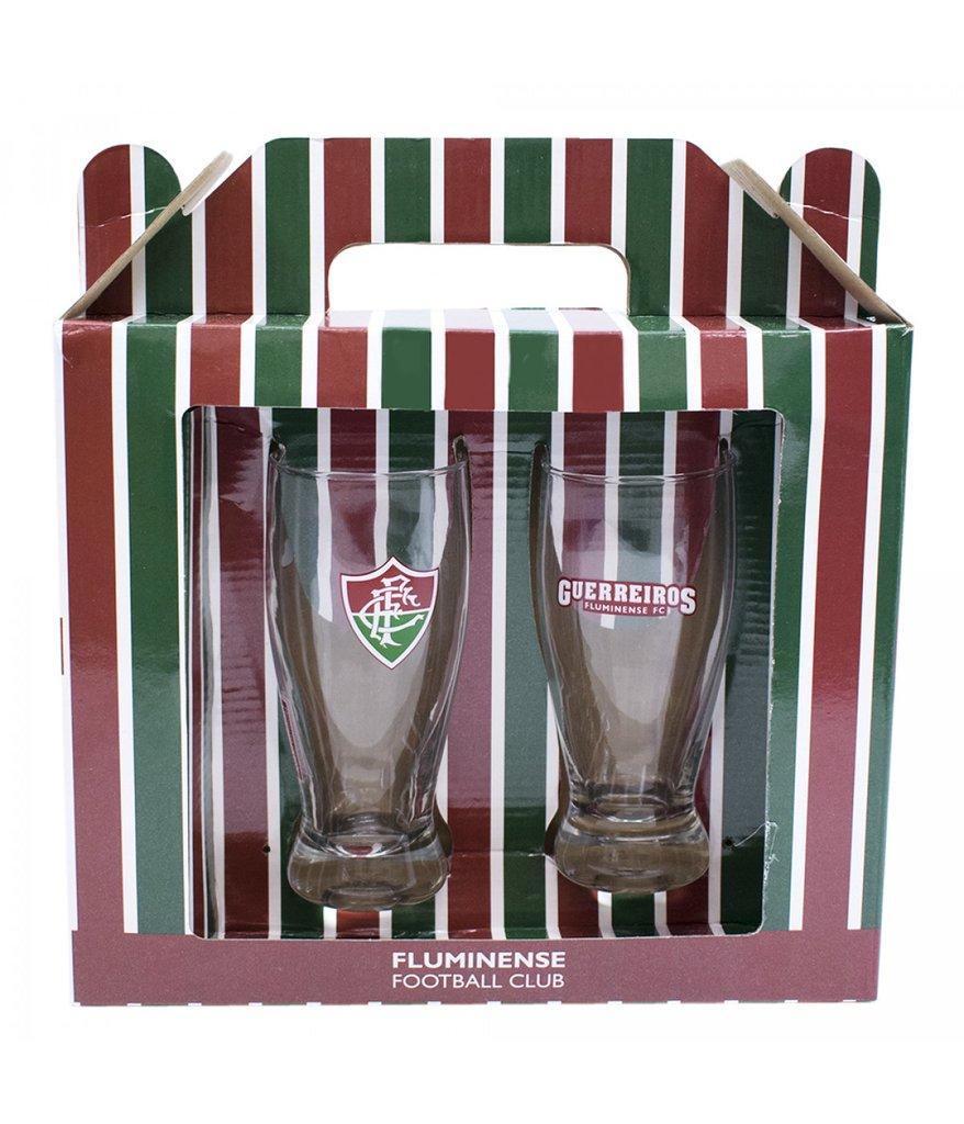 ... Kit 2 Copos Lager - Fluminense - loja online 9343d6f428eb5