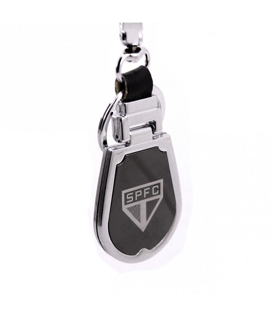 Chaveiro Black Luxo - SPFC - Comprar em LS presentes 908da2a86d2e2