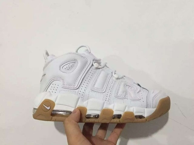 NIKE AIR MORE UPTEMPO [Branco] - Grife Urbano Multimarcas