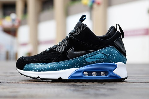TÊNIS NIKE AIR MAX 90 WINTER [Preto/Azul Royal] - comprar online