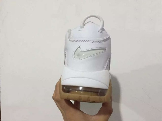 NIKE AIR MORE UPTEMPO [Branco] na internet