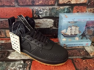 Nike LUNAR FORCE 1 DUCKBOOT [Preto] - Grife Urbano Multimarcas