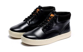 Timberland Fashion Sneakers [Preto] na internet