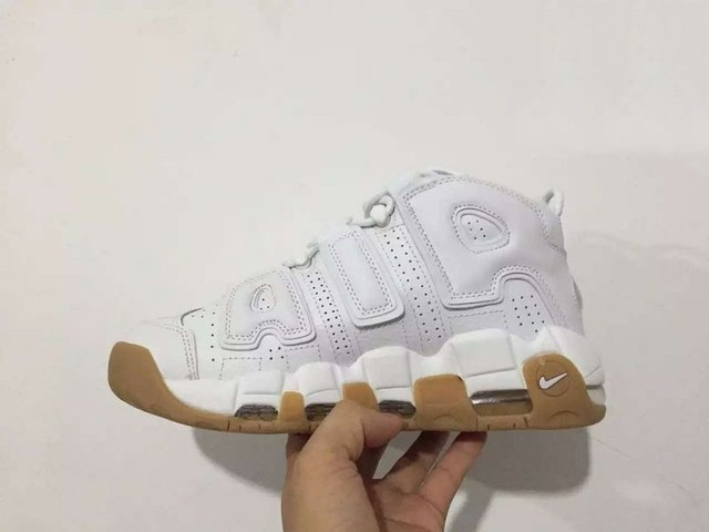 NIKE AIR MORE UPTEMPO [Branco]