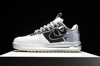 Nike LUNAR FORCE 1 DUCKBOOT Low [Branco/Preto]