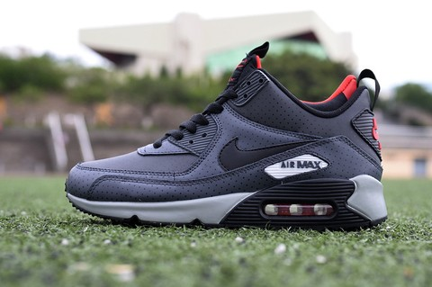 TÊNIS NIKE AIR MAX 90 WINTER [Grafite/Preto]
