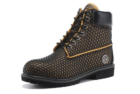 Timberland winter boot [Preto/Amarelo]