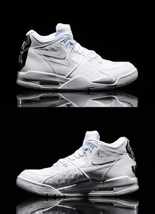 TÊNIS NIKE AIR FLIGHT 89 LE QS [Branco] - Grife Urbano Multimarcas