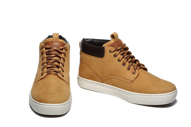 Timberland Fashion Sneakers (Amarelo) na internet