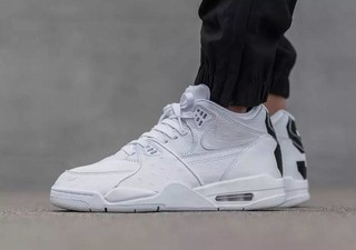 TÊNIS NIKE AIR FLIGHT 89 LE QS [Branco]