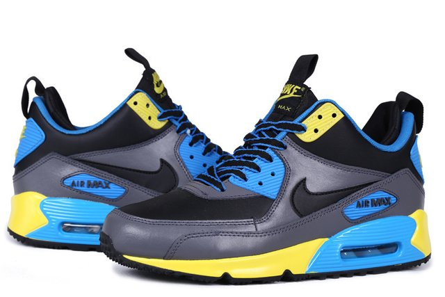TÊNIS NIKE AIR MAX 90 WINTER [Cinza/Preto] na internet