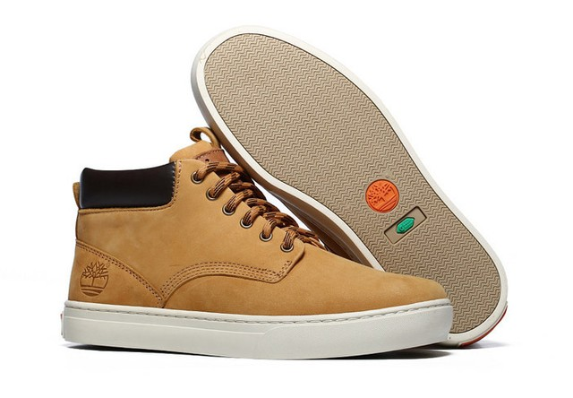 Timberland Fashion Sneakers (Amarelo) - comprar online