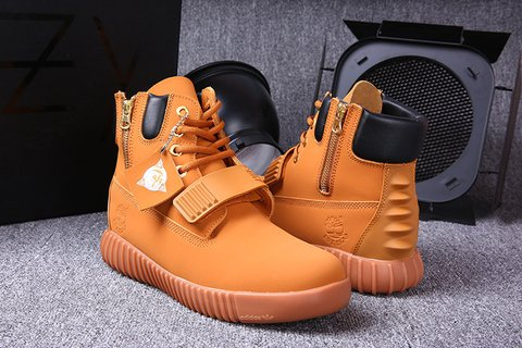 Timberland Yeezy by Spencer Gordon Sand (Amarelo) - comprar online