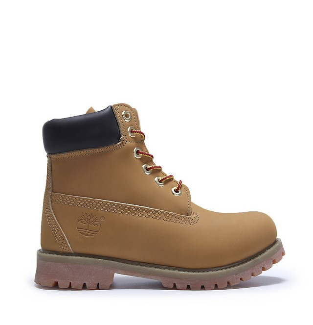 Timberland winter boot [Amarelo]
