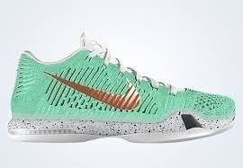 NIKE iD Kobe 10 Elite Low [Verde/Dourado] - Grife Urbano Multimarcas