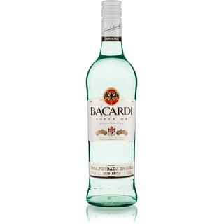Ron Bacardi Blanco x 750ml