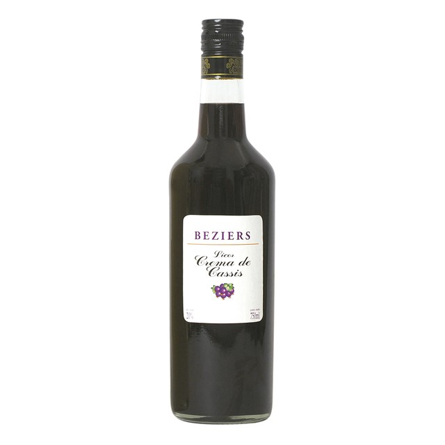 Cassis Beziers 750ml.