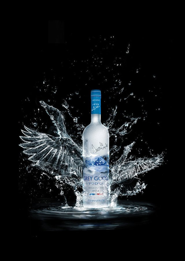 Vodka Grey Gosse 750 ML en internet
