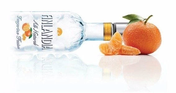 Vodka Finlandia Mandarina 750ml